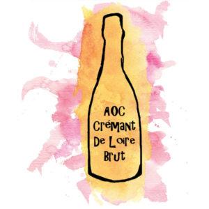 AOC Crémant de Loire Brut -