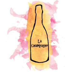 La Champagne - Les Bulles -