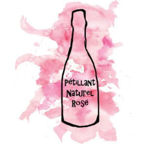 Pétillant Naturel Rosé -