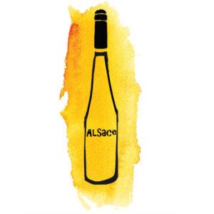 L'Alsace - Les Blancs -