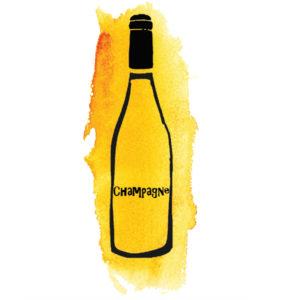 La Champagne - Les Blancs -